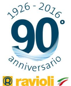 Logo Ravioli 90 ita