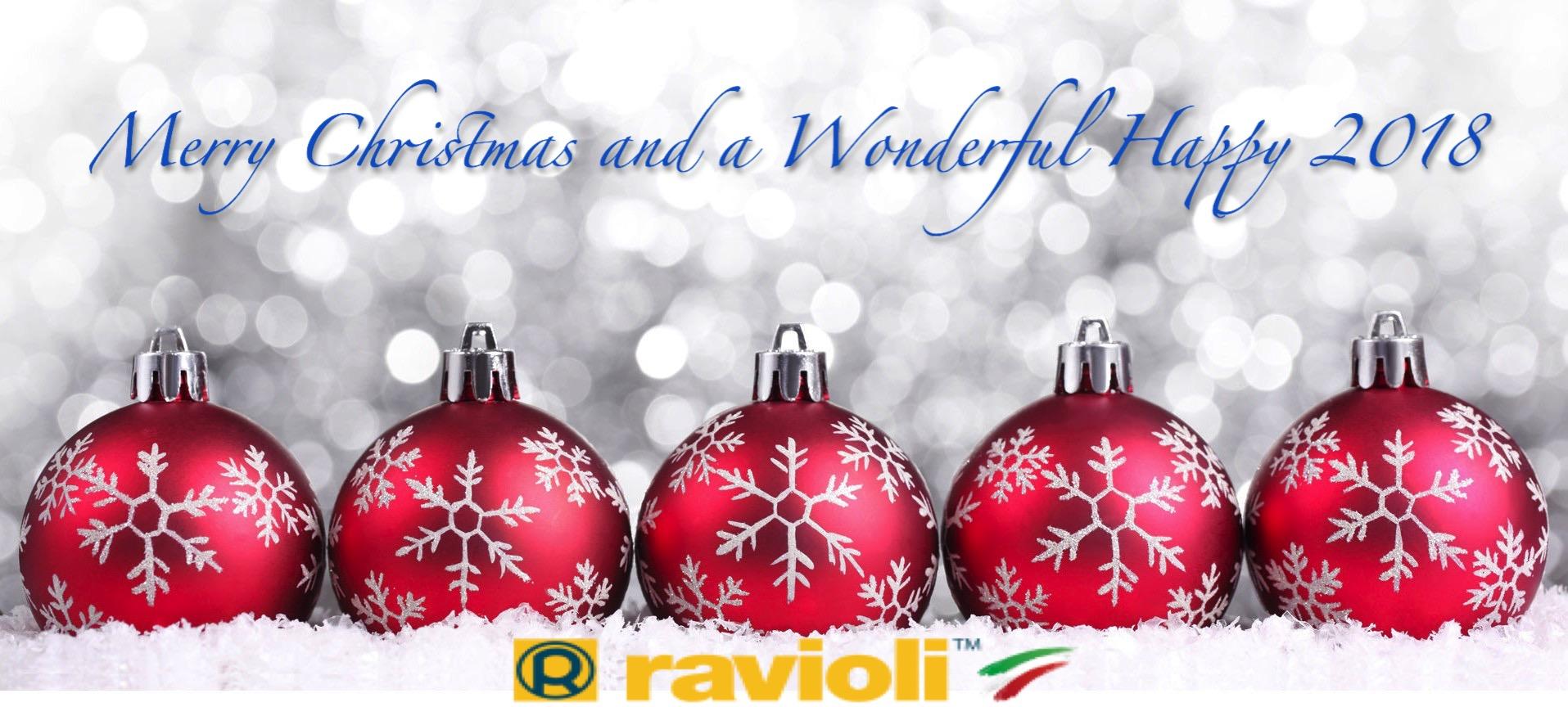 Merry Christmas From Ravioli Spa Ravioli Spa